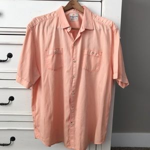 Tommy Bahama Jeans Island Crafted Button Shirt.